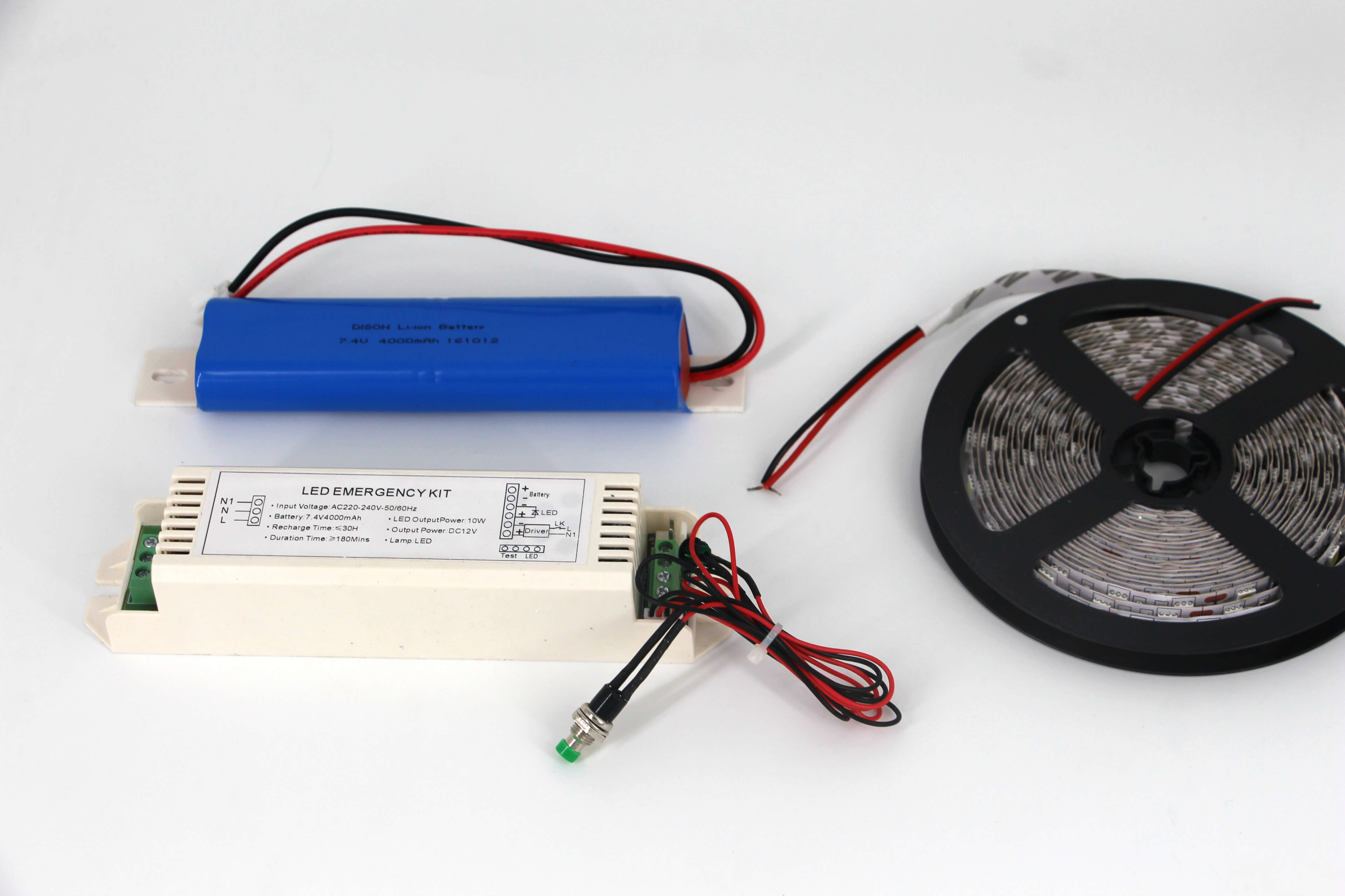 DC 12V linear lighting Emergency Power supply LED