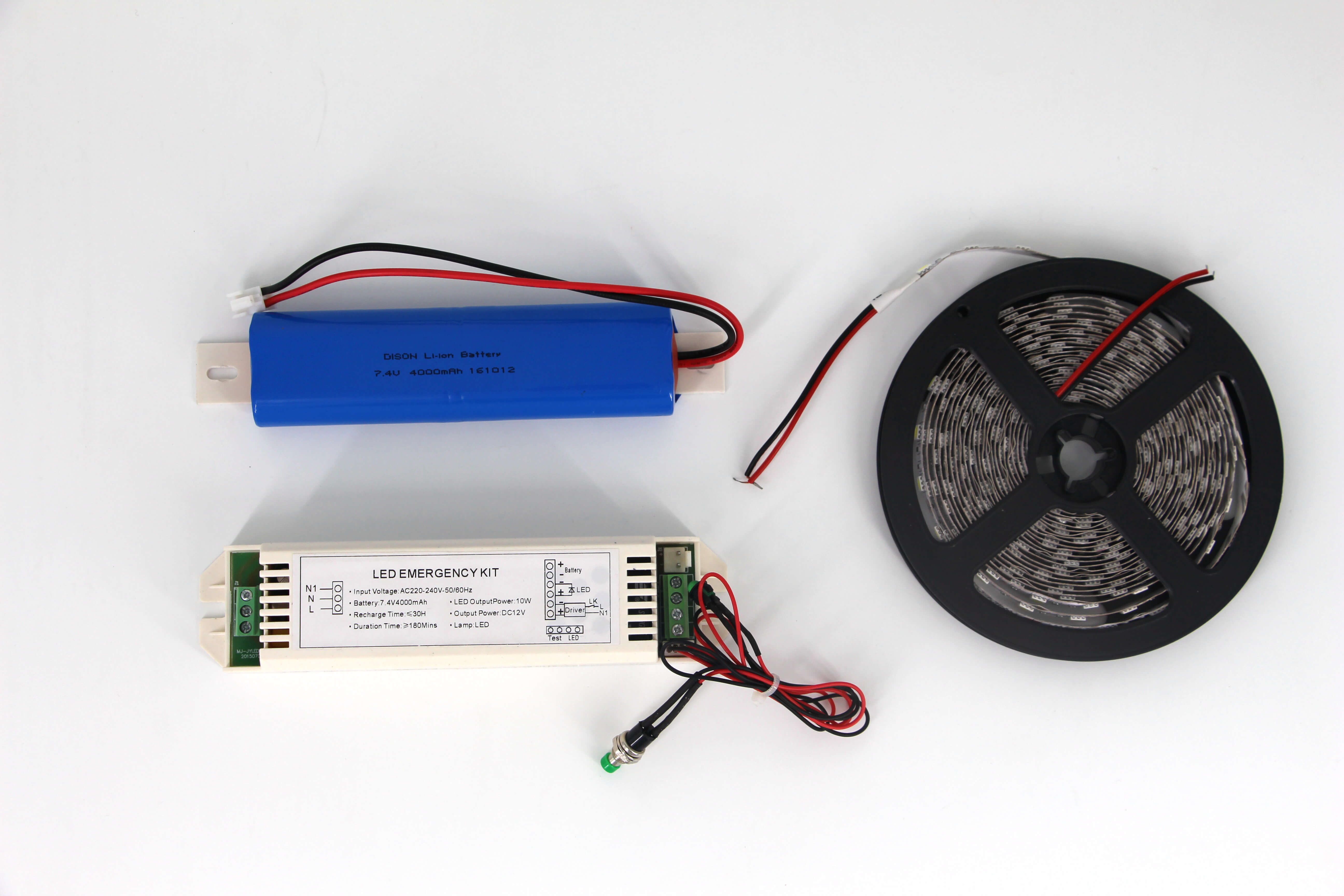 DC 12V output range for led Strip light with CE 50W max