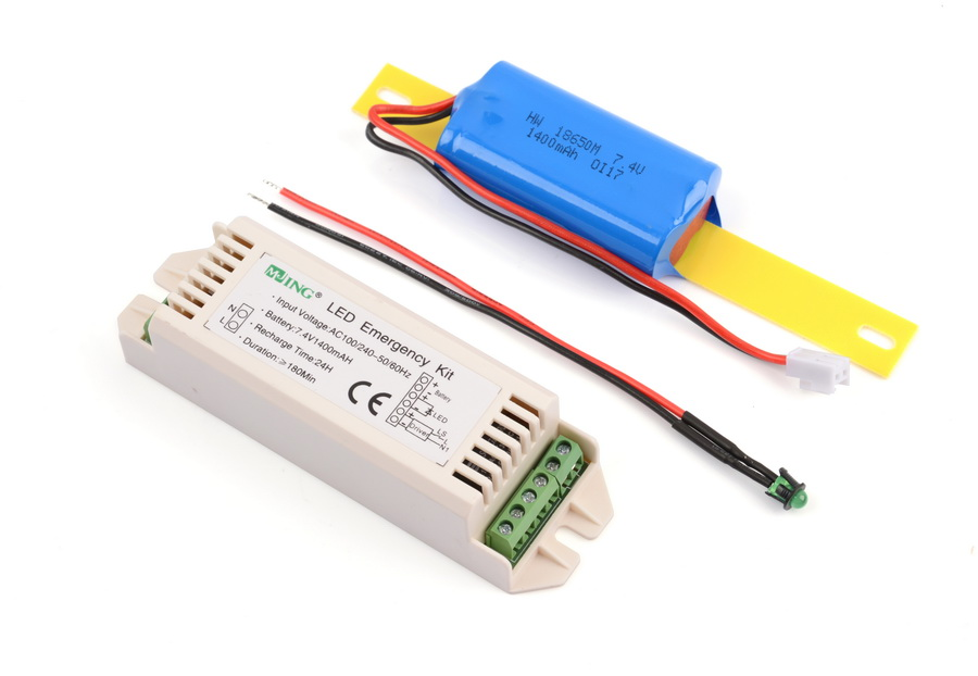 Advantages of led emergency battery pack