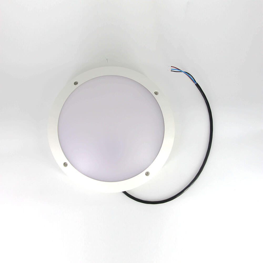 24w surface ceiling light /panel light emergency pack with batteries