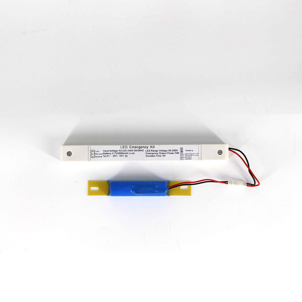 60W LED Panel Light conversion kit &Li-on Battery