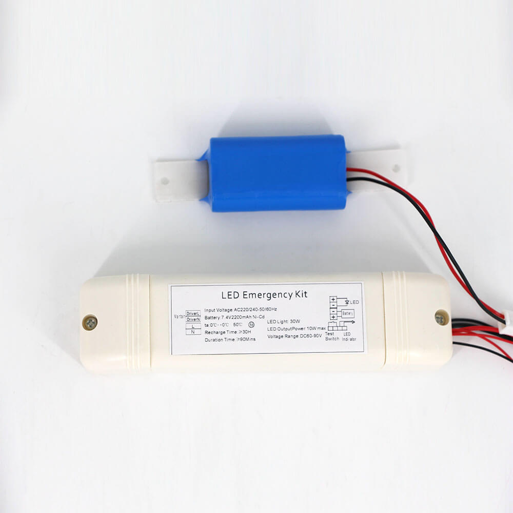 30w Led Emergency Driver With Battery Backup Manufacturers