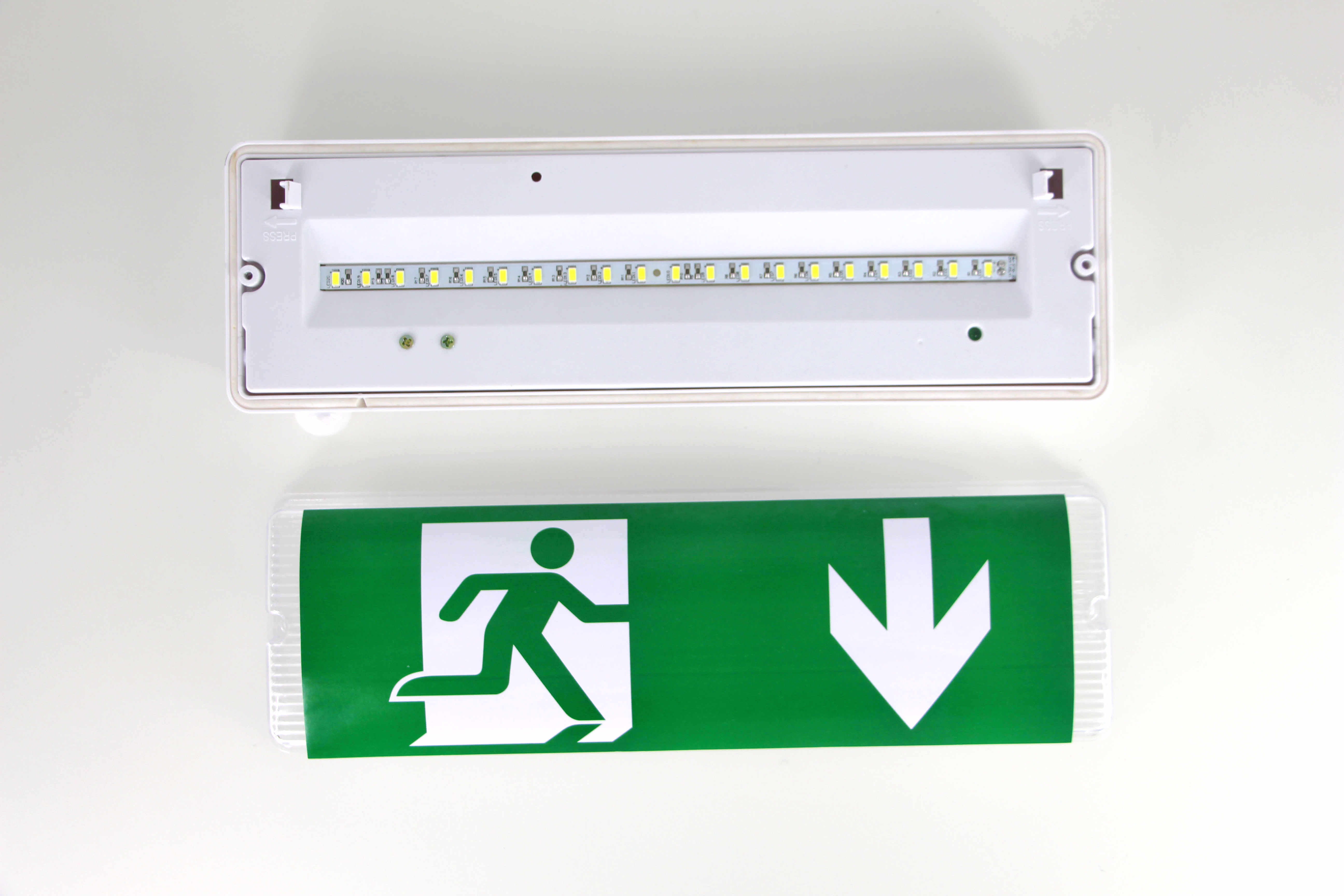 2017 Newest Emergency Lighting Module With Sensor